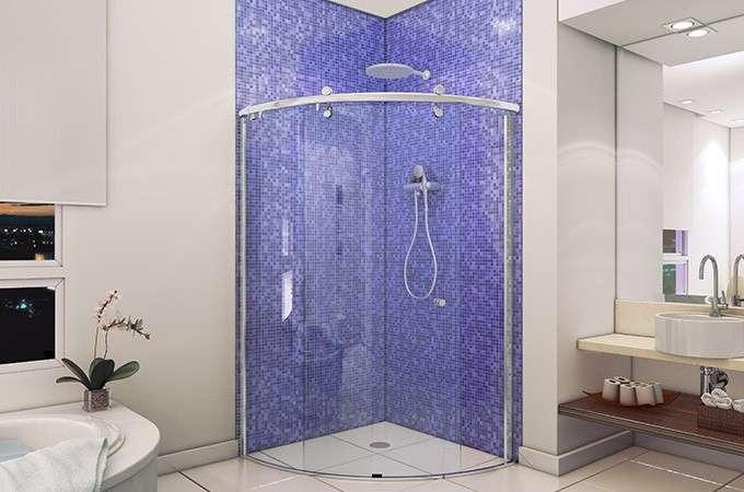 Box De Canto Para Banheiro Original System Rp