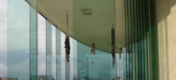 Sistema cortina de vidro